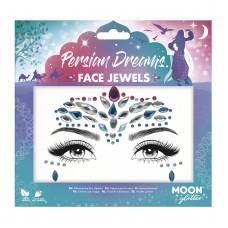 Moon Glitter Face Jewels - Persian Dreams