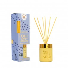 12 REED DIFFUSER MESSAGES TROPICAL SUMMER 100ML