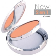 COMPACT POWDER 2 IN 1
